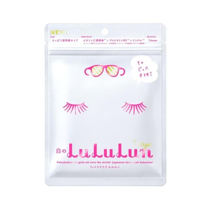 Lululun-Face-Mask-Balance-Moisture-Type-7-Days-Silver