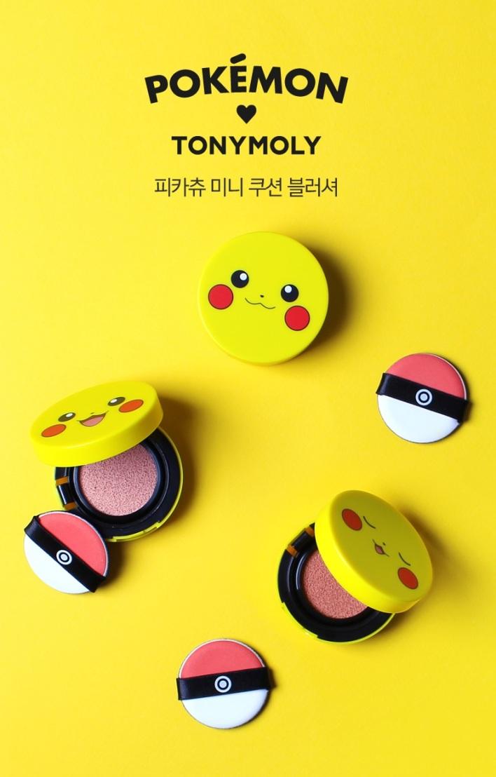 Tony Moly x Pokemon